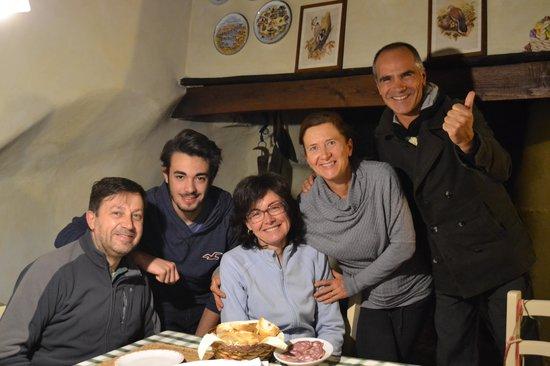 Nonna Mora: Foto tra amici