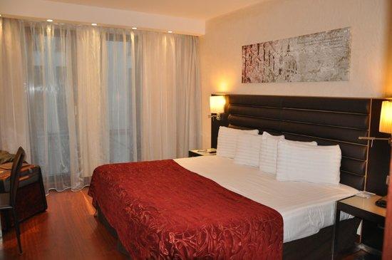 Eurostars Budapest Center Hotel: habitación doble