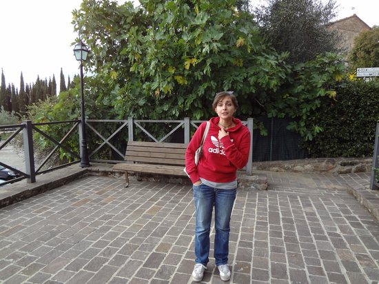 My Tuscan Wine And Tours: Maria Luisa