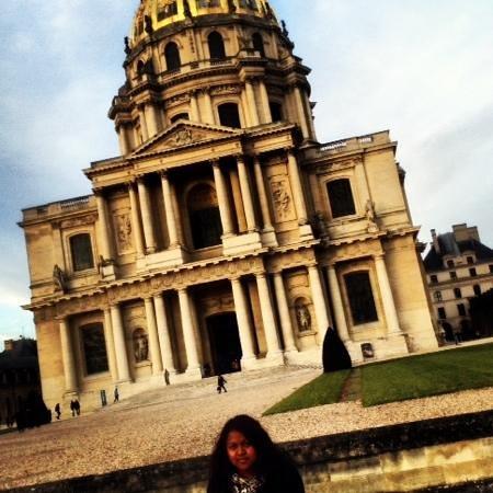 Museo de la Armada: les invalides à Paris