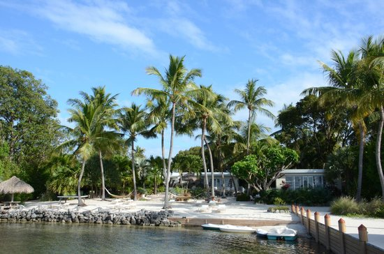 Kona Kai Resort, Gallery & Botanic Garden : Kona Kai from the Bay