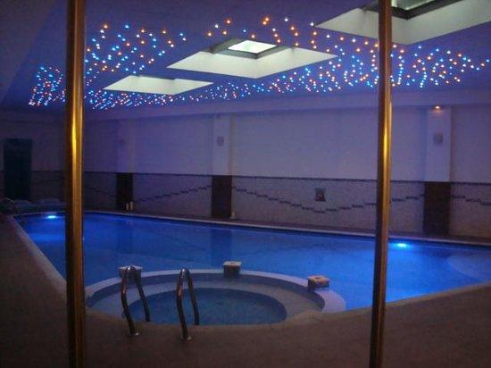 Majestic Spa Hotel : spa