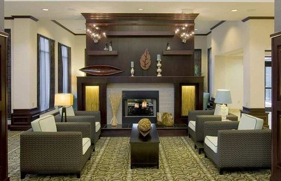 Hilton Garden Inn South Bend: Lobby