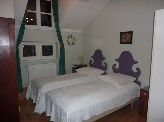 Crystal Suites chez Helena : Apartment 2 - bedroom
