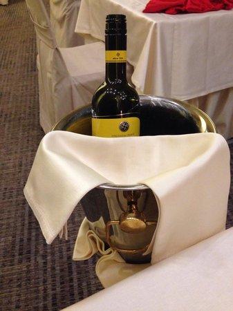 Hotel Sotelia: Dinner @ Gratiola