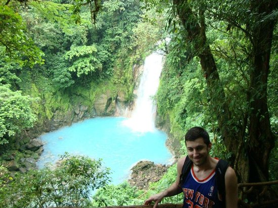 Rio Celeste : Water is unreal
