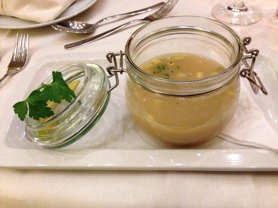Hotel Sotelia: Buon appetito