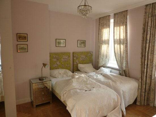 Crystal Suites chez Helena: Apartment 3 - bedroom