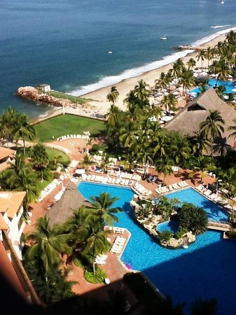 Buganvilias Vacation Club: View from our Sky Suite