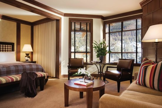 Four Seasons Resort and Residences Whistler: Rooms