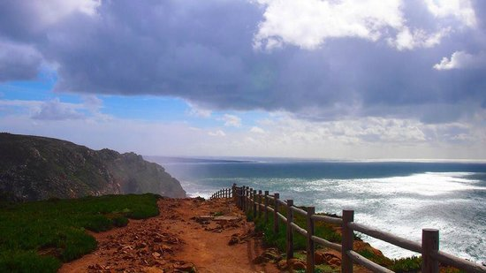 We Hate Tourism Tours: Cabo da Roca. Un posto bellissimo!