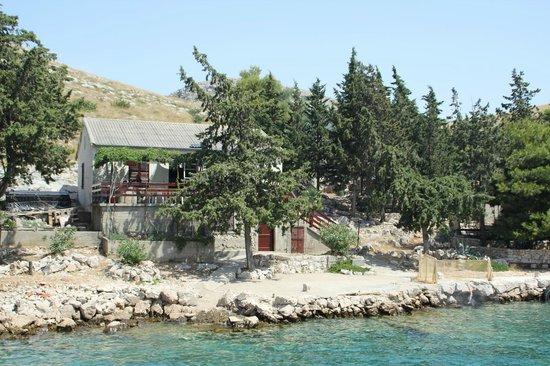 Kornati National Park : Ristorante