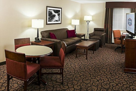 Hampton Inn Littleton: Spacious Suite