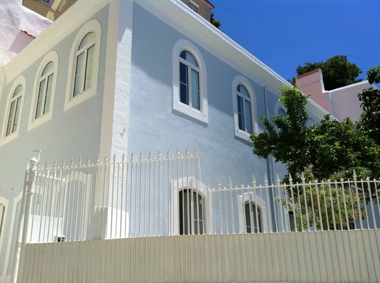Portas Do Sol Apartments: View from the outside
