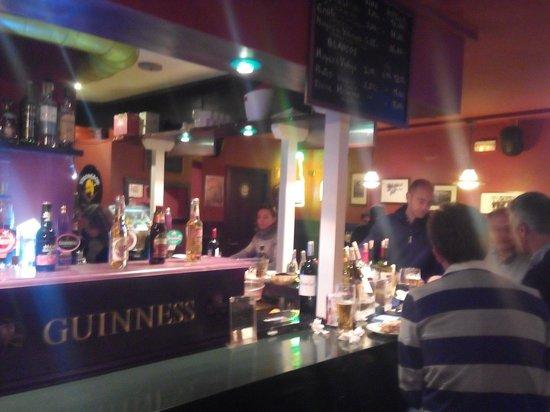 El Irlandés de Formigal : Un sitio gourmet en Formigal