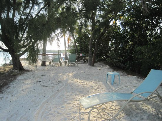 Tarpon Flats Inn: Place to rest.. the beach