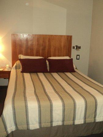 Posadas Hotel: habitación