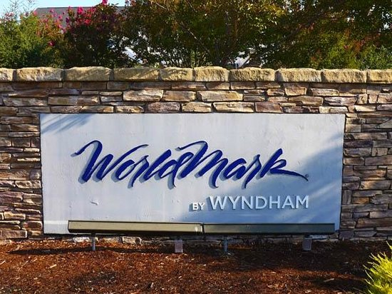 WorldMark Windsor: Sign
