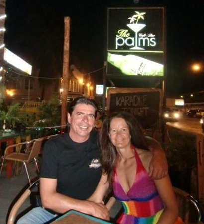 The Palms Restaurant: Good times at The Palms