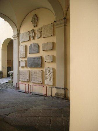 Civico Museo Archeologico Paolo Giovio : Ancient glory