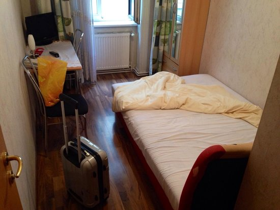 Hotel Arpi: Camera singola