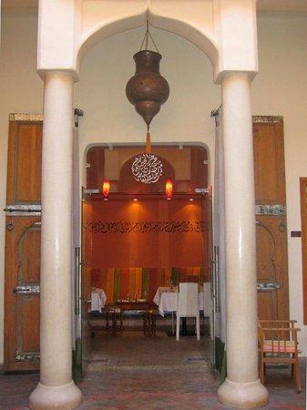 Gastro MK at Maison MK : restaurant area main entrance