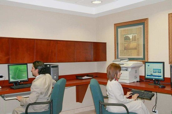 Hampton Inn by Hilton Ciudad Juarez: Business Center