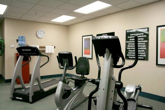 Hampton Inn by Hilton Ciudad Juarez : Fitness Center