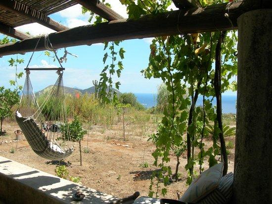 B&B Al Salvatore di Lipari : panorama dalla camera