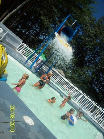Seabrook Inn: Kids pool