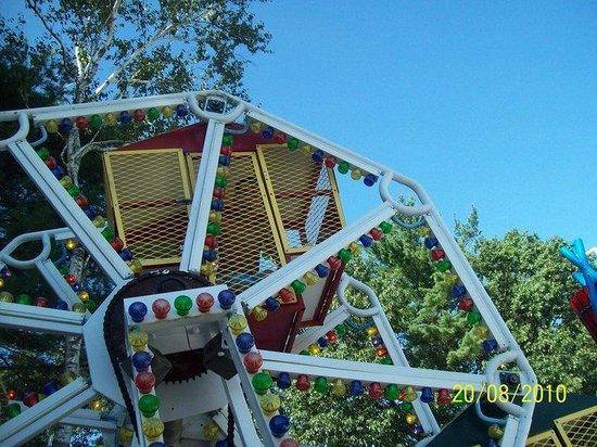 Seabrook Inn: Ferris wheel