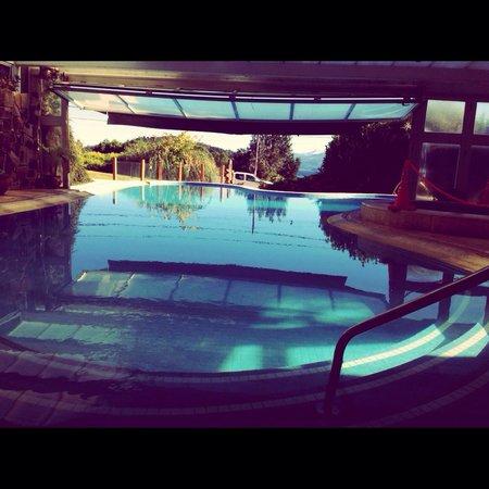 Nido del Condor Hotel & Spa: La pileta del spa