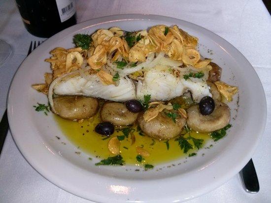 Pedra Azul, ES: prato lindo....