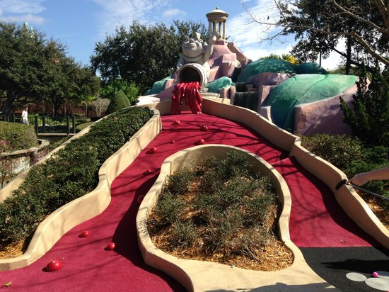 Disney's Fantasia Gardens Miniature Golf Course: Fantasia