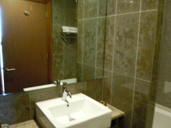 Sheraton Athlone: Sink area