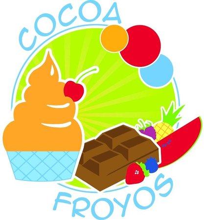 Cocoa Froyos: Logo