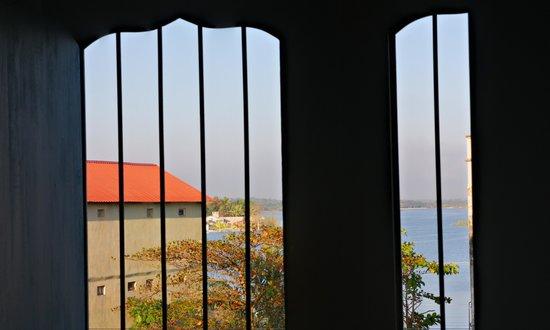 Hotel Isla de Flores: Room view
