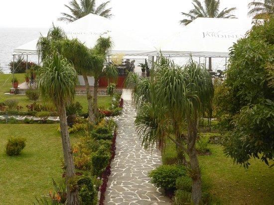 Gardens of Jardines del Lago