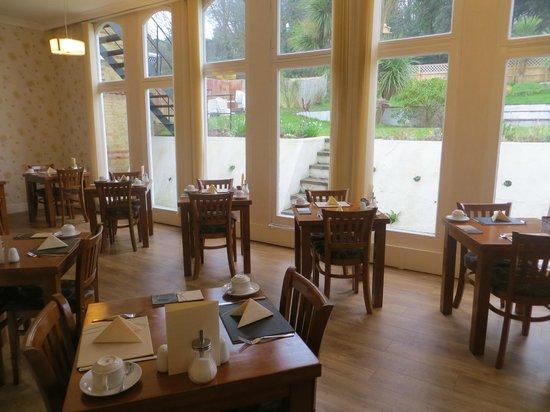 The Belmont Hotel & Restaurant: Dinning Room