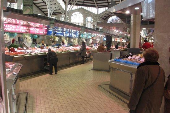 Central Market (Mercado Central) : central market
