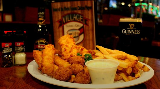 Village Tavern and Grill: VTG Fish Fry Special