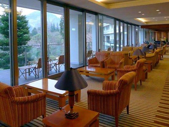 Hakone Hotel Kowakien: Lobby
