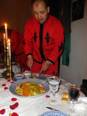 Dar Marjana: couscous