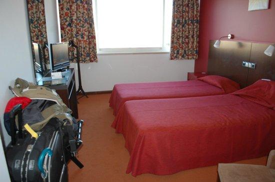Hotel Baia : habitación del hotel
