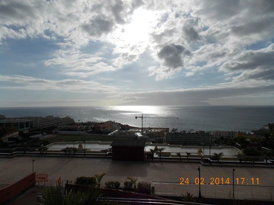 Be Live Family Costa los Gigantes: View
