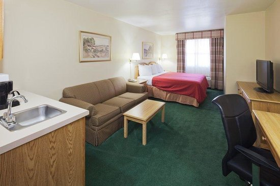 Country Inn & Suites By Carlson, Sparta: CountryInn&Suites Sparta Suite
