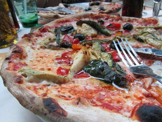 Da Paolo: Pizza