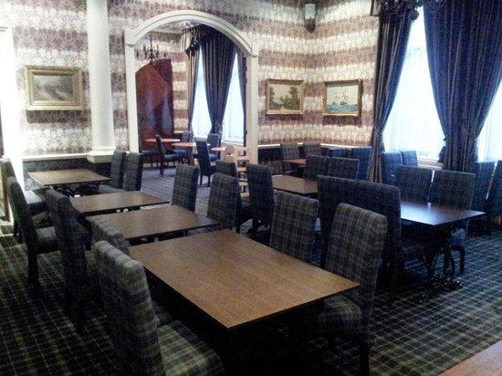 Alexander Thomson Hotel : Dinning area