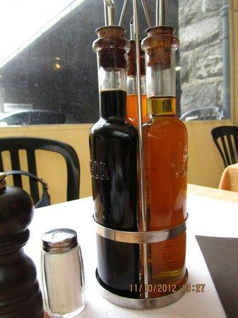 Da Paolo: Oil &viniger