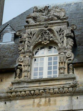 Chateau Francois d'O : outside details
